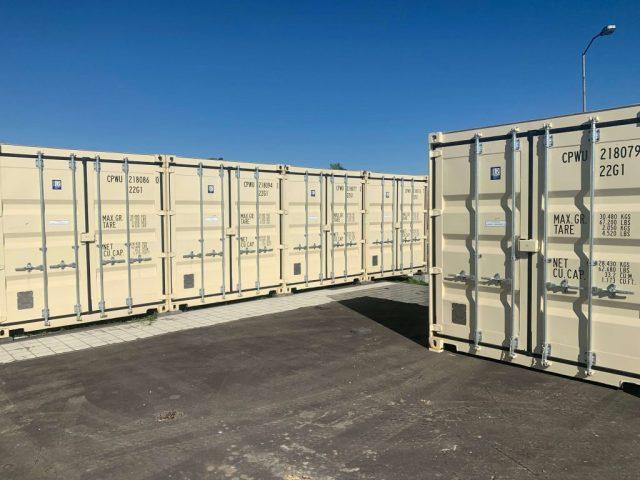 BJS Storage 10 foot container